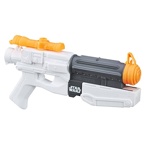 (Star Wars Episode VII Nerf Super Soaker First Order Stormtrooper)