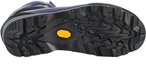 La Sportiva Trango TRK Leather GTX - Chaussures - gris/bleu Pointures 41 2017