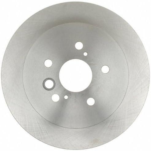 ACDelco 18A1680A Advantage Non-Coated Rear Disc Brake Rotor
