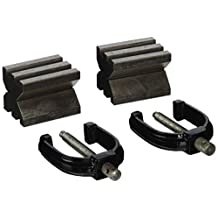 Grizzly T23889 V-Block Set with Clamp-Double Slot