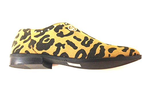 Armani , Damen Sneaker Stampa Leopardata Nero