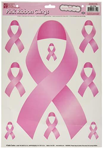 (Pink Ribbon Clings 12