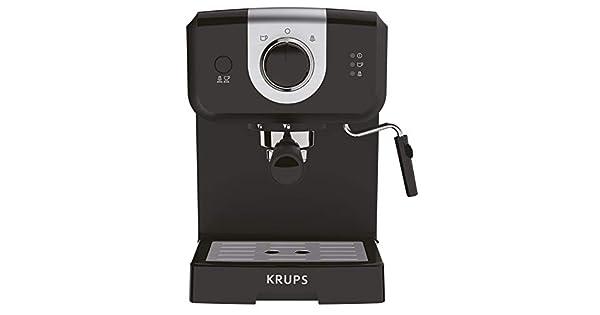 Amazon.com: Krups XP320840 Opio - Cafetera de vapor y bomba ...