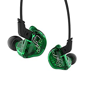 Triple Driver In-Ear Headphones, KZ ZSR High ...