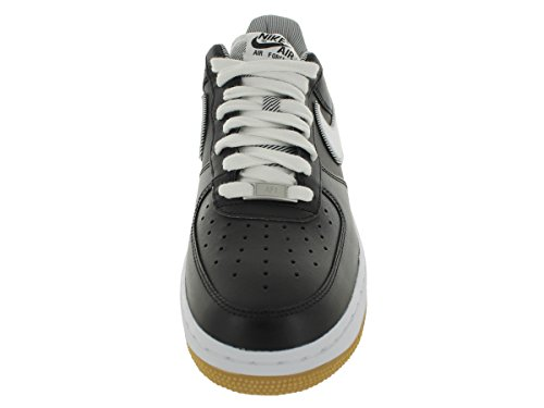 Nike Air Force 1 Schuhe black-white-black- 40,5