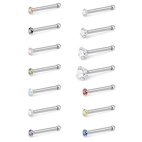 Freedom Fashion Colorline Majestic Filigree Fake Septum Clip-On Ring