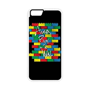 iPhone 6 4.7 Inch Cell Phone Case White Brick in the Wall L2G8P