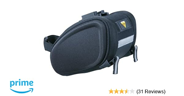 STW Made In USA Black Nylon Cycling Fanny Pack
