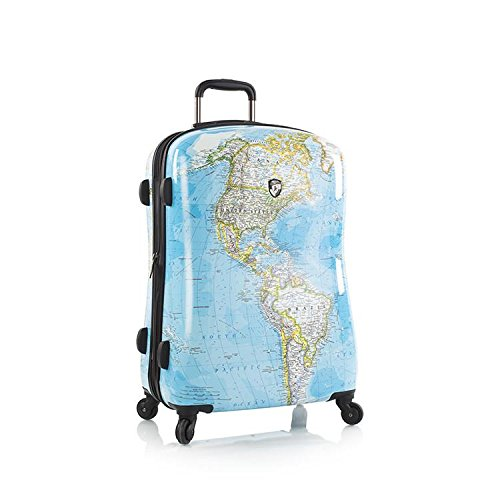 Heys America Unisex Journey 26' Spinner Blue Luggage