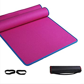 Espesor Extra Yoga Mat Antideslizante Fitness Esterillas ...