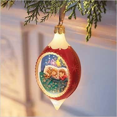 Hallmark Sugarplum Dreams Illuminations Ornament