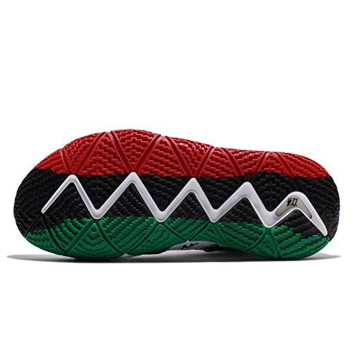 Nike Mens Kyrie 4 Bhm Ep, Flerfärgade / Flerfärgade Flera Färger / Flerfärgade