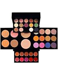 Profusion Cosmetics - Pro Starter Kit - Makeup Artist Kit Eyeshadows Lip Shades Highlighters Contour Bronzer Highlighter
