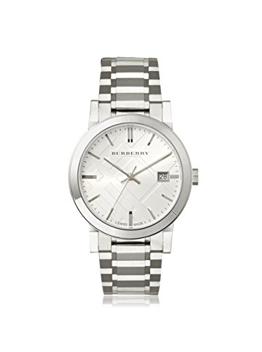 Burberry-Mens-BU9000-Large-Check-Stainless-Steel-Bracelet-Watch
