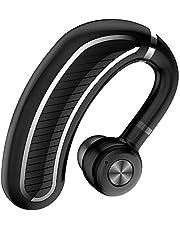 Zhengpingpai Radio Bluetooth 4.1 Business Headsets Headphone Earphone Mini Radio Headsets Earbud Earpiece (Color : Silver)