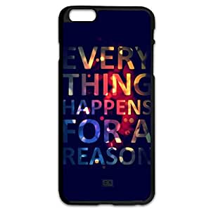 IPhone 6 Plus Cases Happy Reason Design Hard Back Cover Cases Desgined By RRG2G by icecream design