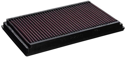 K&N 33-2270 High Performance Replacement Air Filter