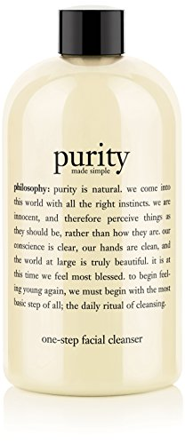 Cheap Philosophy Purity Made Simple One-Step Facial Cleanser, 16 Ounces