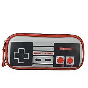 Lacpiera Escolar Nintendo Consorcio Mario Bros Gris Para hombre