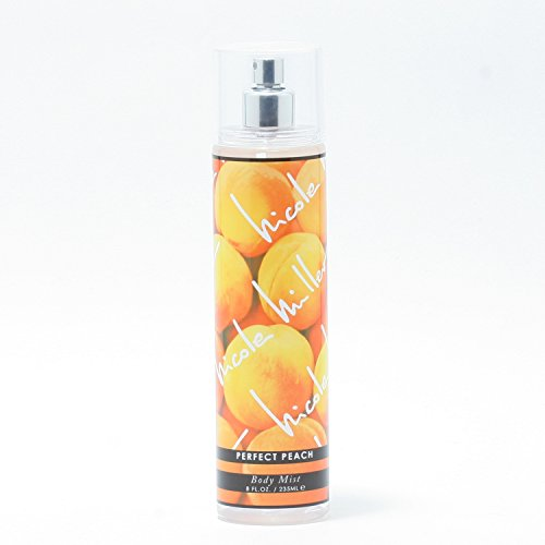 nicole-miller-perfect-body-mist-peach-8-fluid-ounce