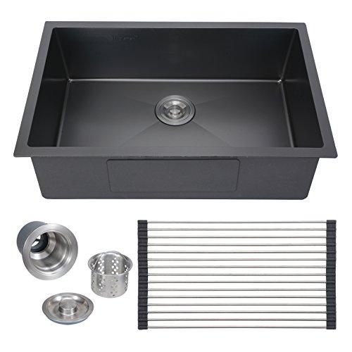 Black Kitchen Sink - 3