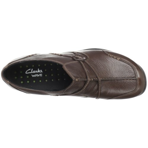 Clarks-wave Draaien Slip-on Loafer