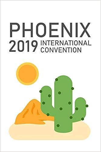 Phoenix 2019 International Convention: JW Gifts