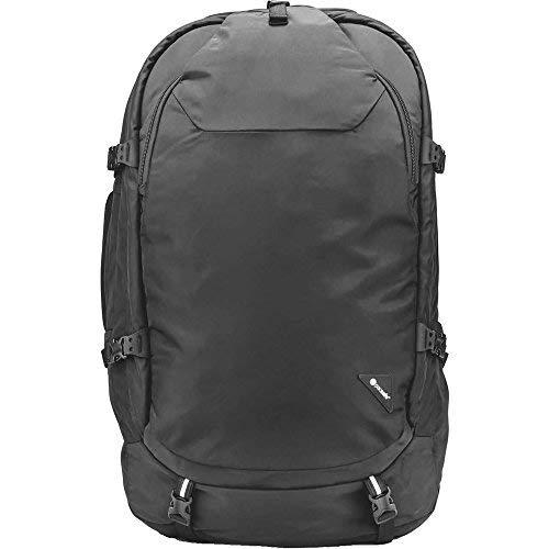 PacSafe Women's Venturesafe Exp55 Anti-Theft Pack Travel Backpack Black One Size [並行輸入品] B07K1F6ZS4
