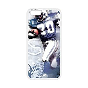 Detroit Lions iPhone 6 4.7 Inch Cell Phone Case White persent zhm004_8550286