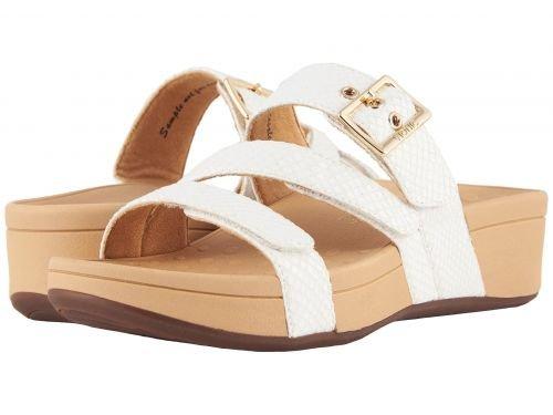 VIONIC(バイオニック) レディース 女性用 シューズ 靴 サンダル Rio - White Snake [並行輸入品]