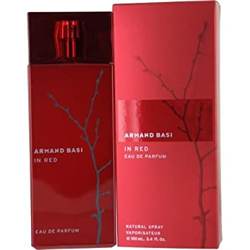 Armand Basi – In Red Eau De Parfum Spray 100ml 3.4oz