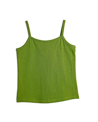 Barbie Girls' Vest (VTSES144540_Green_9-10 Years)