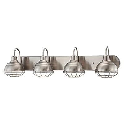 Millennium Lighting 5424-SN Vanity Light Fixture