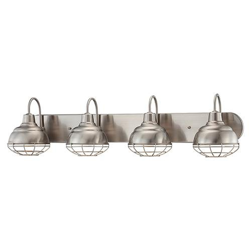 Millennium Lighting 5424 Sn Vanity Light Fixture