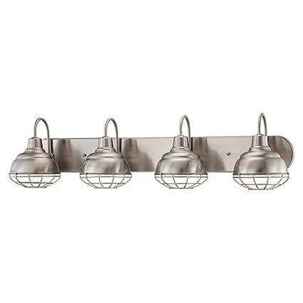 Millennium Lighting 5424-SN Vanity Light Fixture - - Amazon.com
