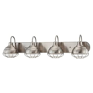 Millennium Lighting 5424-SN Vanity Light Fixture - - Amazon.com