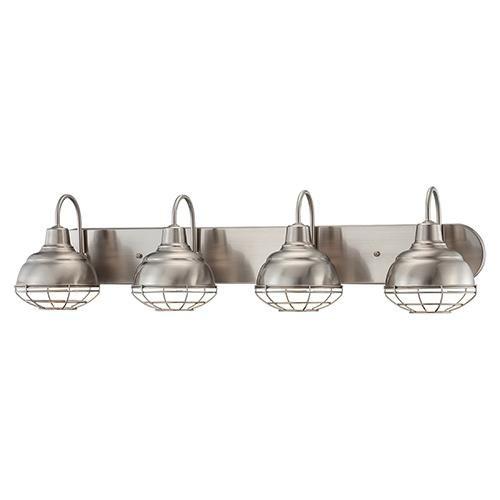 Millennium Lighting 5424-SN Vanity Light Fixture