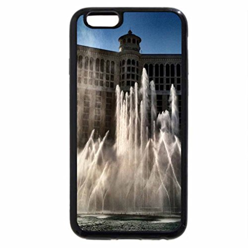 iPhone 6S / iPhone 6 Case (Black) Vegas Hotel