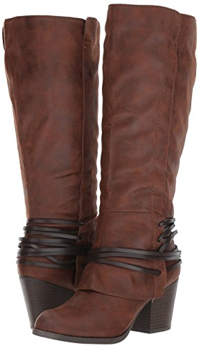 Pictures of Fergalicious Women's Lexis Wide Calf Western Boot 11 M US 4