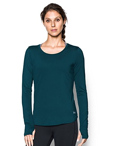 Under Armour Womens Fly-By Solid Long Sleeve