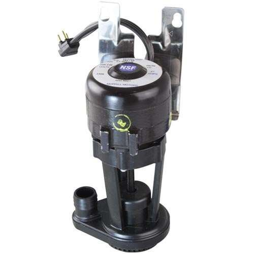 Machine Water Pump (NEW Manitowoc Ice Machine Water Pump 7623063 (1 Year Replacement Warranty))