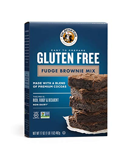 King Arthur Flour Fudge Brownie Mix Gluten Free 17 Ounce
