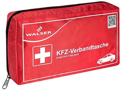KFZ-Verbandtasche, Auto-Verbandskasten, Erste Hilfe Koffer, Notfall-Set Auto, Erste Hilfe Tasche DIN 13614, First Aid…