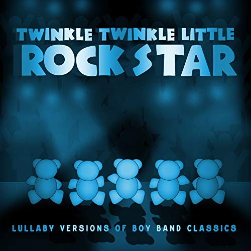 Lullaby Versions of Boy Band -
