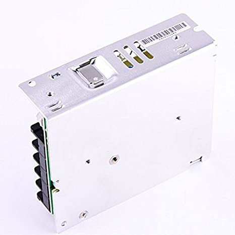 New Switch Power Supply 5V 10A 50W 99x82x30mm for Mean Well MW MeanWell LRS-50-5