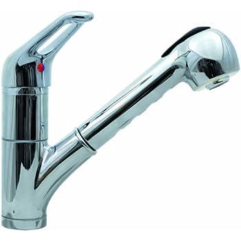 Aqua Plumb 1558020 CUPC AB1953 Kitchen Sink Faucet with