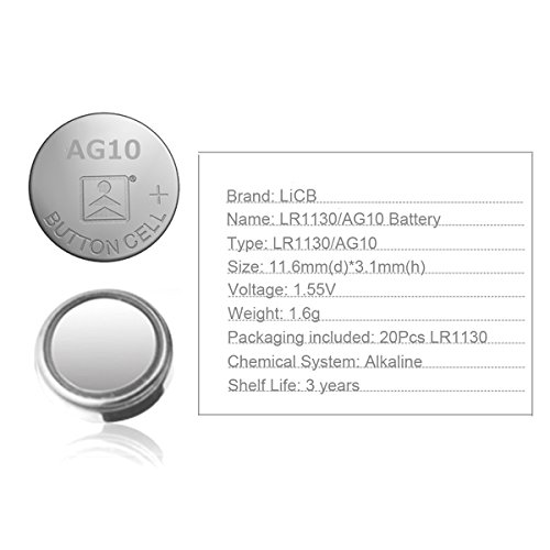 LiCB-20-Pack-LR1130-AG10-Battery-15V-Alkaline-Button-Cell-Batteries-for-Watch