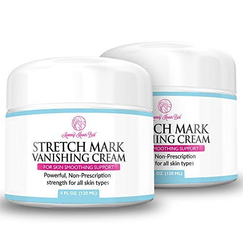 Mommy Knows Best Maternity Stretch Marks Cream Removal Cream
