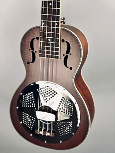Sound Smith Tenor Mahogany Resonator Ukulele