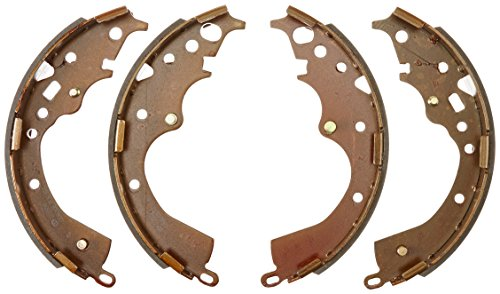 Brake Shoes 4 Piece - Centric Parts 111.08040 Brake Shoe